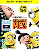 Despicable Me 3 [Blu-ray] [2017]