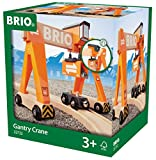 BRIO World 33732 - Container-Verladekran