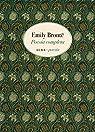Poesía completa par Bronte