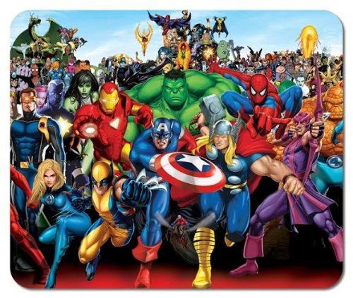 Marvel Super Heros # 2Grande alfombrilla ratón