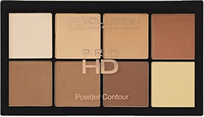 Makeup Revolution HD Pro Powder Contour, Light Medium, 20g