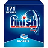 Finish Powerball Classic Pastillas para el Lavavajillas, Formato Megapack - 171 Pastillas