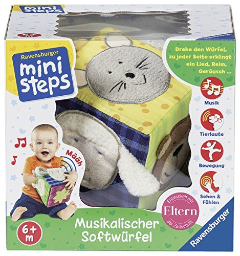 Musikalischer Softwürfel: Ab 6 Monaten (Musikalische Elektronik)