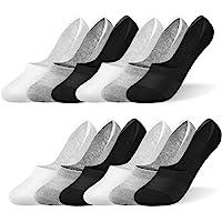 Rovtop Chaussettes Invisibles Mesh Chaussettes Basses pour Femmes Hommes Invisible Socquettes Respirant 12 Paires…