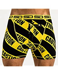Caution Smuggling Duds Boxer Shorts