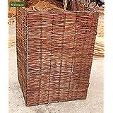 MA-Trading–Caja contenedores–Madera de Sauce–Apto para Standard toneladas