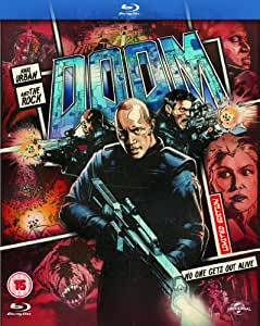 Reel Heroes: Doom [Blu-ray] [2005]