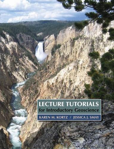 Lecture Tutorials in Introductory Geoscience by Karen M. Kortz (2009-12-25)