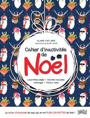 Cahier d'inactivités de Noël