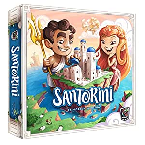 Santorini - English