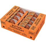 St. Pierre Butter Croissant 16 Pcs. Tray Individually Wrapped