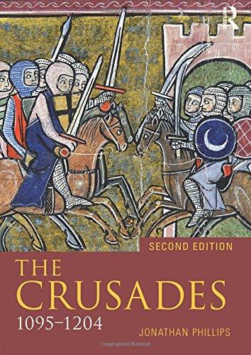 The Crusades, 1095-1204 (Seminar Studies in History)