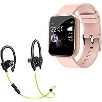Waterproof Smart Watch for Xiaomi Mi Mix 4 5G Touch Men Women Fitness Tracker Blood Pressure Heart Rate Monitor for…