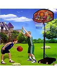 Generic dyhp-a10-code-4137-class-1-- Hoop Net Base tablero juego de baloncesto base de bola con función atril soporte para tamaño grande tball Set ajustable Tamaño Ba–-dyhp-uk10–160819–1954