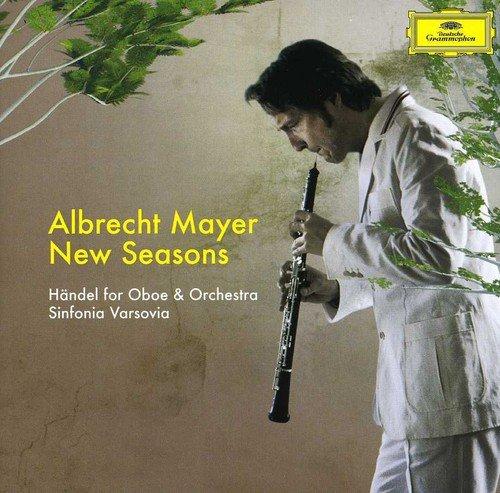 New Seasons: Händel für Oboe und Orchester -