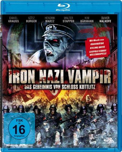 Preisvergleich Produktbild Iron Nazi Vampir [Blu-ray]