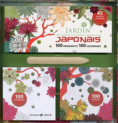 Coffret Jardin Japonais - Origami & coloriages par Collectif