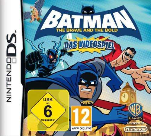 Batman - The Brave and the Bold (Batman Spiel Ds)