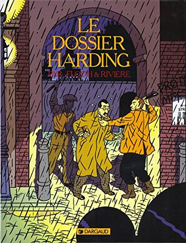 Albany, tome 2 : Le Dossier Harding