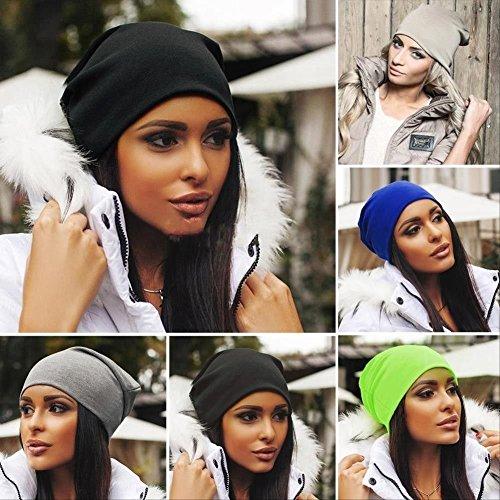 Leisial Hip-hop chapeau pour les femmes ou les hommes très drôle et la Marron