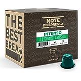 Note d'Espresso - Intenso - Cápsulas de Café - Compatibles con Cafeteras Nespresso*