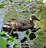 Kindergedichte (German Edition)