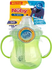 Nuby 295ml Grip N' Sip Cup (Green)