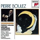 Schoenberg : Pierrot lunaire [Import USA]