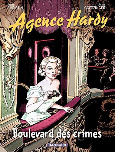 Agence Hardy - tome 6 - Au théâtre... par Christin