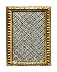 Cavallini Papers Florentine Frame, 4 by 6-Inch, Romano Gold