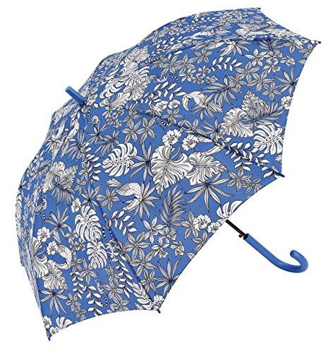 Le Monde du Parapluie Paragua clásico, azul (Azul) - BISETTI34188PAINTBLEU Le Monde du Parapluie