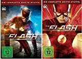 The Flash Staffel 2+3 [DVD Set] DC Serie
