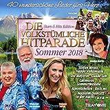 Die Volkstümliche Hitparade Sommer 2018