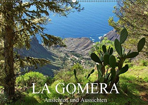 La Gomera - Ansichten und Aussichten (Wandkalender 2018 DIN A2 quer): Eine bunte Tour mit dreizehn Stationen über die zweitkleinste Insel der Kanaren (Monatskalender, 14 Seiten ) (CALVENDO Orte)