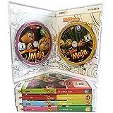 Die Biene Maja - MEGA-Box [10 DVDs] 65 Folgen - Titelsong Helene Fischer - Bekannt aus ZDF tivi und KIKA