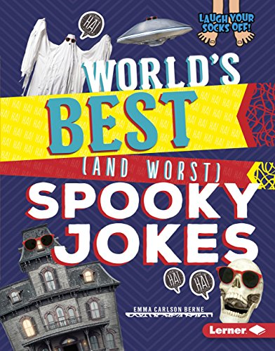 World's Best (and Worst) Spooky Jokes (Laugh Your Socks Off!) (English Edition)