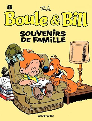 Boule et Bill - Tome 8 - Souvenirs de famille par Roba