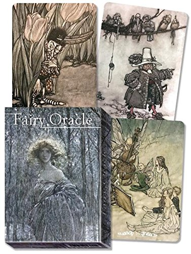 Fairy Oracle por Arthur Rackham