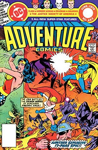 Adventure Comics (1938-) #463 (English Edition)