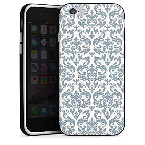 Apple iPhone 4 Housse Étui Silicone Coque Protection Rétro Motif Motif Housse en silicone noir / blanc