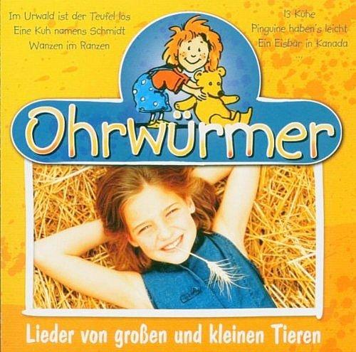 OHRWÜMER - Lieder Von Großen und Kleinen Tieren (Songs von Kids für Kids)