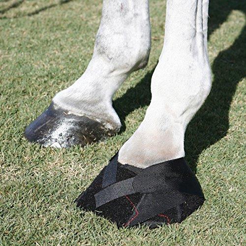 hoof-wraps-equine-hoof-bandage-horse-first-aid-grooming-care-simple