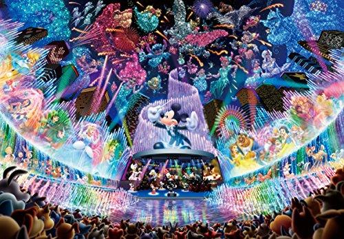 TENYO Disney Wasser Dream Concert Puzzle (1000Stück)