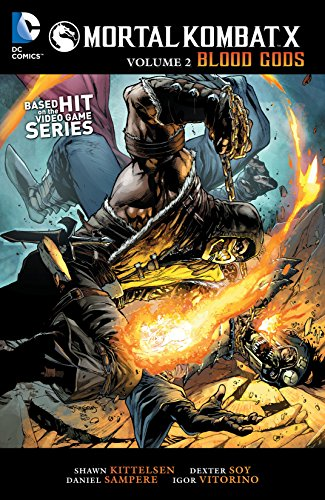 Mortal Kombat X (2015) Vol. 2 (English Edition) eBook: Shawn ...