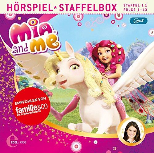 Mia and me - Staffelbox 1.1 (mp3-CD) - Folge 1 - 13 1.1