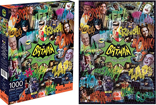 Puzzle - DC Comics - Batman 1960s TV Series Collage 1000 pcs (nm)