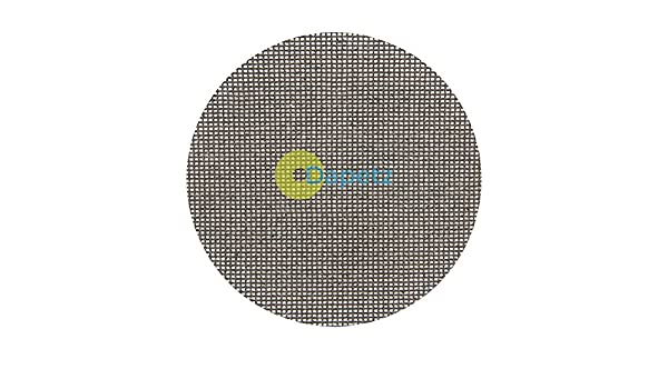 4 X 80G /& 2 X 120 Grit Daptez /® Hook /& Loop Mesh Sanding Disc 150mm 10Pk 4 X 40G