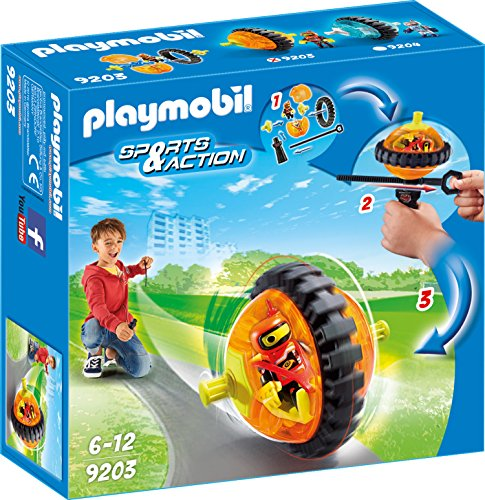Playmobil 9203 – Speed Roller Orange