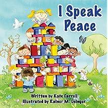I Speak Peace by Kate Carroll (2016-03-01)