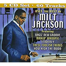 Only the Best of Milt Jackson [DVD AUDIO]